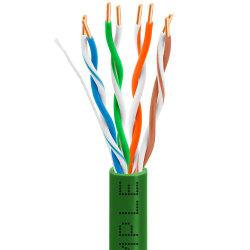 precio de fábrica de 305m Cat5e de CAT5 CAT6 CAT6 CAT6e un cable UTP Cat7 SFTP FTP Cable de red Ethernet de cable LAN parche