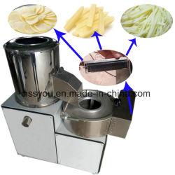 Plantain Peeling de lavage des pommes de terre végétale de tranches de fabrication machine de coupe