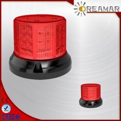Draaiende Stroboscoop die het Licht van het LEIDENE Baken van de Waarschuwing met ECE R65, ECE R10, Klasse 2 opvlammen van SAE J845