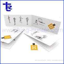 多彩なペーパーUSB Webke USBのフラッシュ駆動機構