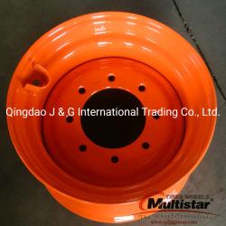 Ruedas de minicargadoras 16,5X9.75 la rueda de carretilla de ruedas industriales 16,5X8.25