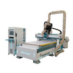 Alta Qualidade Automática servomotor trocador de ferramentas Atv 1325 Router CNC Máquina para mobiliário de madeira gravura entalhar