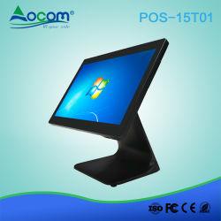 1366*768 شاشة تعمل باللمس Capacitive Touch قياس 15.6 بوصة نظام نقطة البيع المتكامل