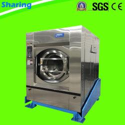 50kg, 100kg industriel de la rondelle d'inclinaison entièrement automatique de laverie commerciale de l'extracteur Machine à laver de l'équipement pour l'hôtel et à l'aide de l'hôpital