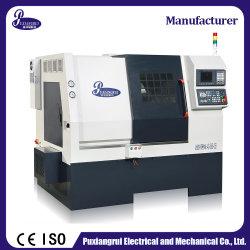 Nouveau produit fabriqué en Chine Fashion 3 Axe PT52h Tour CNC machines pour le tournage d'aluminium métallique en acier inoxydable Pièces de véhicules automobiles de cuivre en laiton