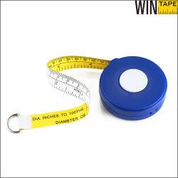 Conception D'OEM ABS Plastique Mètre Ruban sur Mesure Outil Pour Mesurer Diamètre (RT-144)