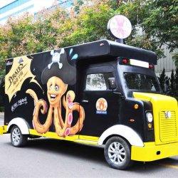 2021 de Kar van het Voedsel/de Vrachtwagen van het Voedsel/het best de Mobiele Restauratiewagen van het Ontwerp van Kyaen
