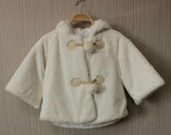 Vestuário de crianças personalizadas Faux casacos de pele Fake Fur Fábrica Atacado