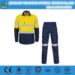 L'hiver vestes Veste de travail de la sécurité ignifuge