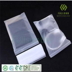 Imballaggio biodegradabile zip-Lock compostabile Stampa personalizzata Abbigliamento in tessuto aperto hardware Accessori Gioielli Stationery Borse elettroniche in plastica