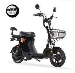 [30كم/ه] [50كّ] [موتور سكوتر] الصين سبيكة كهربائيّة درّاجة لا [فولدبل] وسط درّاجة