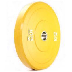 Logo personnalisé kg Couleur bouclier olympique des poids pour l'exercice d'accueil