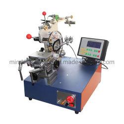 Desktop Edge transformateur automatique coulissante Tore Machine du bobinage de base