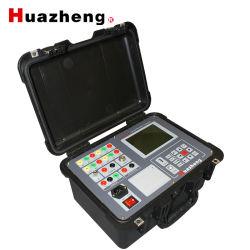 Tester meccanico di caratteristiche di alta tensione del circuito della rottura dell'apparecchiatura elettrica di comando completamente automatica dell'analizzatore
