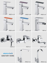 Soupape de céramique de haute qualité de l'eau de base de l'enregistrement d'exquises de fabrication de robinets de puits d'eau chaude