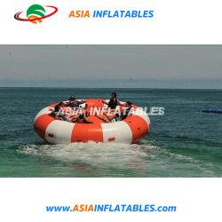 De opblaasbare Drijvende Boot van de Disco van het Water van de Spinner Opblaasbare