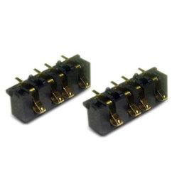 Conector de la batería adecuada para los teléfonos celulares/MP3/GPS