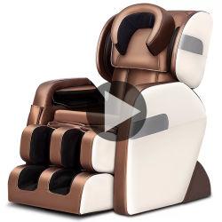 Vous pourrez vous détendre fauteuil de massage électrique masseur avec tête en arrière du cou en massant