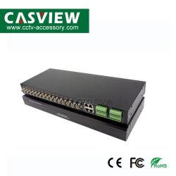 16CH HD übertragen passiver videobalun-Support 1080P UTP gleichzeitig 16 Kanäle Videosignal durch Lautsprecherempfänger des twisted- pairCat5 des Kabel-16