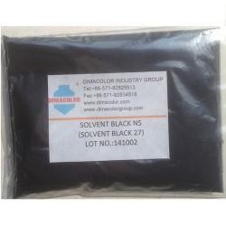 طلاء أسود مذيب بنعم مذيب أسود 27 طبقة من الخشب رقاقة معدنية من الألومنيوم المكسوة بجلد