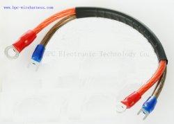 Terminal de anillo de batería de coche Mazo de cables