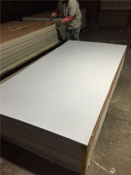 Mais de 100 cores e os grãos de contraplacado de PVC/PU/poliéster compensado de madeira contraplacada ou compensada para decoração