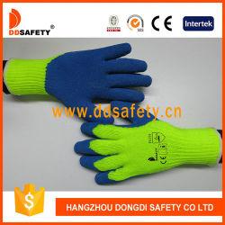 Los fabricantes de mejores trabajos de invierno azul guantes de seguridad