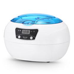 Su uso en casa limpiador ultrasónico para limpiar joyas 600ml JP-880