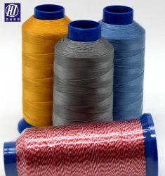 De nylon Gloeidraad van de Draad 6 Tkt40 voor Breiend Garen