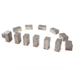 Utensili diamantati e campione gratuito di granito per il produttore del segmento