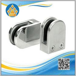 La Chine la meilleure qualité 304 tube rond en acier inoxydable de moulage escalier en verre collier de serrage
