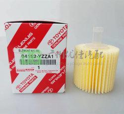 Toyota Camryの石油フィルター04152-Yzza1のための高いコピーの元の包装