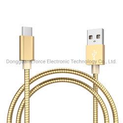 삼성 Galaxy S8용 USB Type C 충전기 데이터 케이블 S9 Plus Note8 C5 C7 C9 PRO S8 충전 코드 C형 케이블