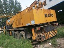 Usa Kato nk500e camión grúa