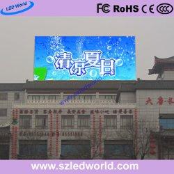 Коммерческие светодиодный дисплей для использования вне помещений / для использования внутри помещений для рекламы P4, P5, P6, P8, P10, P2, P3