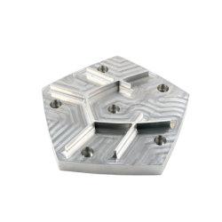 O SUS personalizado de precisão 316 Usinagem CNC/rodando a parte