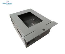 OEM 주문 판금 제작 강철 옥외 난조 사진기 상자 안전