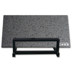 価格のBenchtopsの中国の安い平板のベージュ設計された半分の水晶石