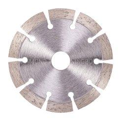 105mm 110mm 114mm het Blad van de Zaag van de Diamant voor het Scherpe Marmeren Beton van het Graniet