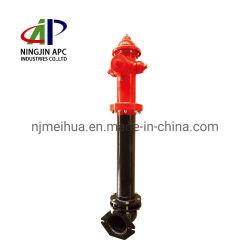 250psi UL hidrantes de incêndio FM com conector mecânico