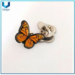 Cheap Wholesale impreso Offset insignia de solapa, China Fabricante de Artesanías de metal, la seda broches regalo emblema impreso