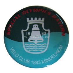 Esmalte de metal lapela simples Pino Grosso Esmalte Metal homens&Primes o pino de lapela Badge (149)