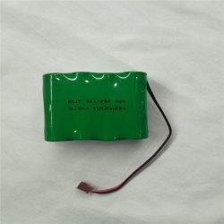 In werking gestelde Reinigingsmachine van het Bereik van de Batterij van de Robot van Ewt 9.6V 1200mAh de Mini Vacuüm