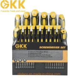 Utensile manuale stabilito dell'insieme di strumenti dell'utensile manuale del cacciavite di alta qualità