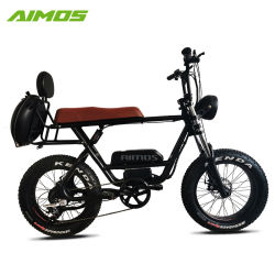 Double Seat 2 Seat Electric Bike 73 with Full Suspension Super Electric Bike