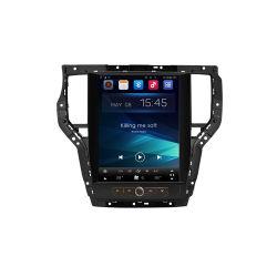 Schermo Android di stile dell'OEM Tesla nel percorso Roewe Rx5 Erx5 2016 17 di GPS dell'automobile di Sat Nav del precipitare unità di Bluetooth di percorso dell'automobile dello schermo di 2018 verticali
