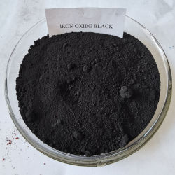 Ossido di ferro pigmento nero per cemento