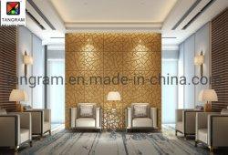 Comitato di parete dell'interno leggero del cuoio della decorazione della parete della prova sana