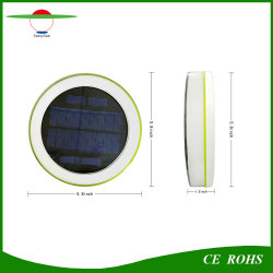 12LED het Licht van RGB Zonne het Drijven van de Afstandsbediening van het Zwembad IP68 LEIDENE Water van de Decoratie