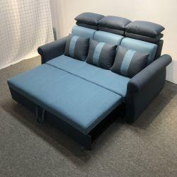 현대적인 스타일의 소파 경사대 소파 거실 가구 - 단면도 소파 침대 접힘